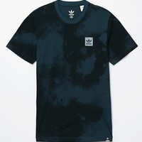 D2D AOP T-Shirt - Mens Tee - Blue