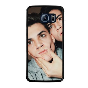 DOLAN TWINS Samsung Galaxy S6 Edge Case