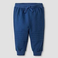 Baby Boys' Solid Jogger Pants - Cat & Jack™ Blue