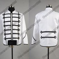 My Chemical Romance Military Parade Jacket White