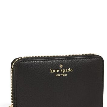 kate spade new york 'lacey - small' zip wallet