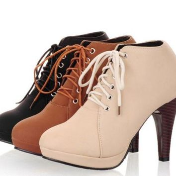 DCKKID4 FASHION HIGH HEEL SHOES