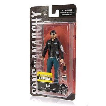 "Sons of Anarchy - Jax Teller w/ Sunglasses Exclusive 6"" Action Figure"