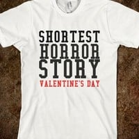 SHORTEST HORROR STORY VALENTINE'S DAY