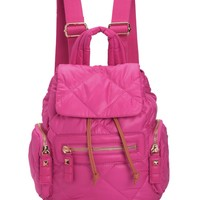 Hollywood Hideaway Nylon Backpack by Juicy Couture