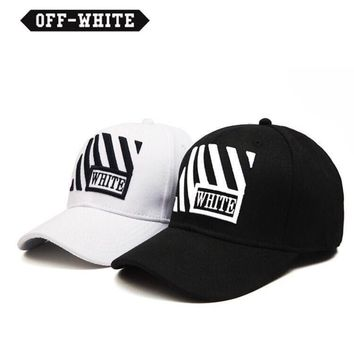 ABAUGUAU OFF-White hat