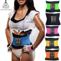 waist trainer Slimming Underwear waist trainer corsets hot shapers body shaper women belt Corrective underwear modeling strap