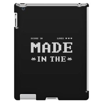 Made in the 80's iPad 3 and 4 Case