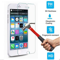 Ultra Slim Premium HD Tempered Glass Protective Screen Protector Film For iPhone