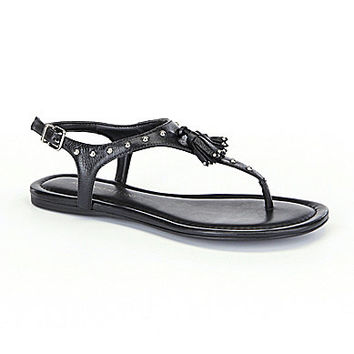 Antonio Melani Willah Tassel Sandals