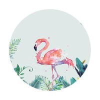 Flamingo and Floral Pop Sockets
