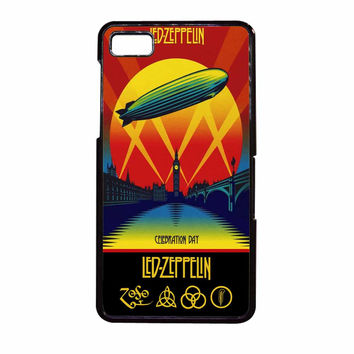 Led Zeppelin Poster BlackBerry Z10 Case