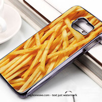 French Fries Samsung Galaxy S6 and S6 Edge Case