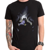 Disney The Little Mermaid The Sea Witch T-Shirt