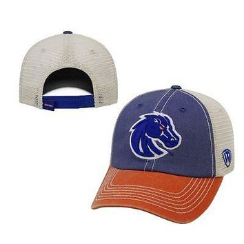 Licensed Boise State Broncos Official NCAA Adjustable Offroad Hat Cap by Top of the World KO_19_1