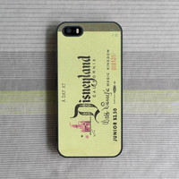 iPhone 5 case , iPhone 5S case , iPhone 5C case , iPhone 4S case , iPhone 4 case , The old Disney Tickets