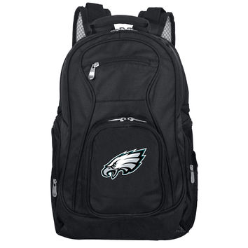 Philadelphia Eagles  Backpack Laptop-Black