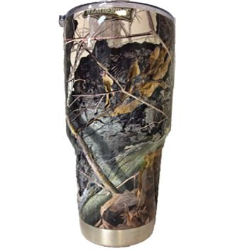 Weatheridge Camo Tumbler Warehouse Tumbler