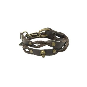 DEATH TWIST  MEN'S BRACELET
