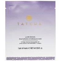 Luminous Deep Hydration Revitalizing Eye Mask - Tatcha | Sephora
