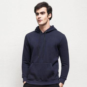 Winter Hats Cotton Men Pullover Men's Fashion Hoodies [6544070851]