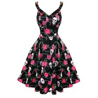 Princess Skull Dress - Dresses - Column 1 - Clothing