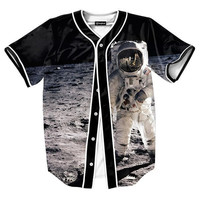 Astronaut on the Moon Jersey
