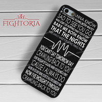 Arctic Monkeys Lyrics - zzZzz for  iPhone 4/4S/5/5S/5C/6/6+s,Samsung S3/S4/S5/S6 Regular/S6 Edge,Samsung Note 3/4