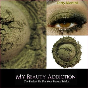 Mineral Eyeshadow-Dirty Martini