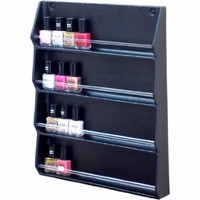 Dina Meri 345 NAIL POLISH RACK Organizer wall mounted