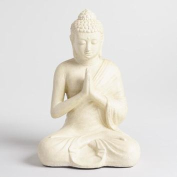 Large Sitting Buddha Statue