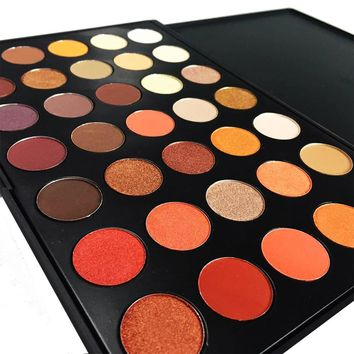 Shimmer Matte Professional Makeup Eyeshadow