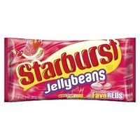 Starburst Fave Reds Jellybeans 14 oz