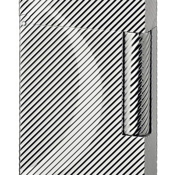 S.T. Dupont Ligne 2 Silver Plated Cigar Lighter