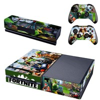 Game Vinyl Skin Sticker Protector For Microsoft Xbox One and 2 Controller Skins Sticker For Xbox One Decal