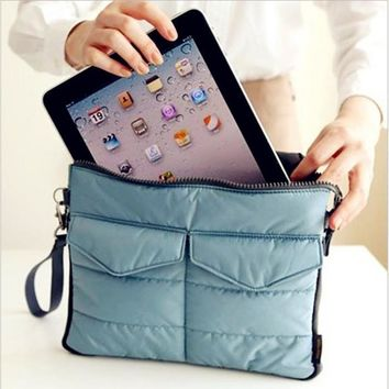 Waterproof Laptop Protective Cover Notebook Storage Bag Case For iPad Tablet