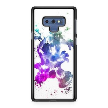 Sulley Monsters Inc Samsung Galaxy Note 9 Case | Casefruits