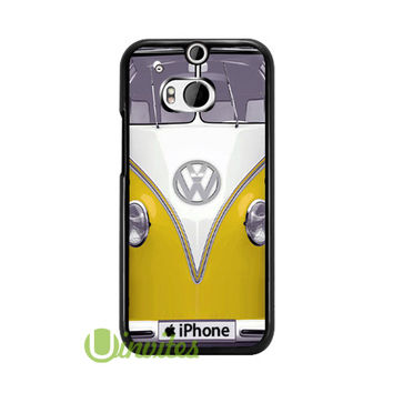 Volkswagen VW Van Yello  Phone Cases for iPhone 4/4s, 5/5s, 5c, 6, 6 plus, Samsung Galaxy S3, S4, S5, S6, iPod 4, 5, HTC One M7, HTC One M8, HTC One X