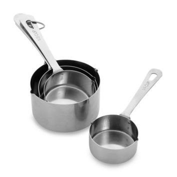 Stainless Steel Measuring Cups (Set of 4)