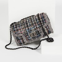 Brielle Tweed Crossbody