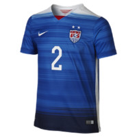 Nike 2015 U.S. Stadium Away (Leroux) Kids' Soccer Jersey Size Medium (Game)