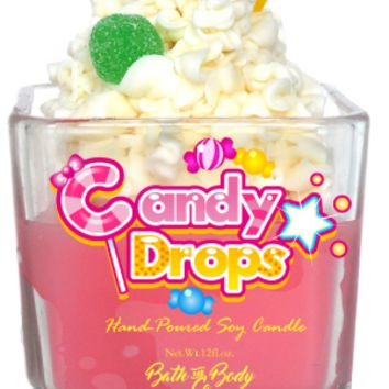 CANDY DROPS SIGNATURE SOY CANDLE