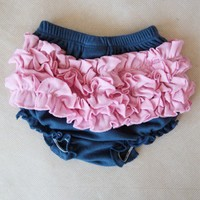 little lady ruffled bloomers at ShopRuche.com