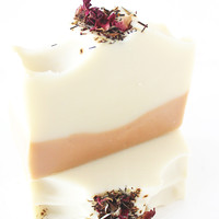 Sweet Peach Tea - Handcrafted Soap Bar