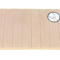 Memory Foam Bath Mats - 8 Colors In 2 Sizes