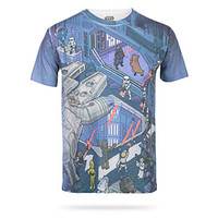 Star Wars Hangar Tee