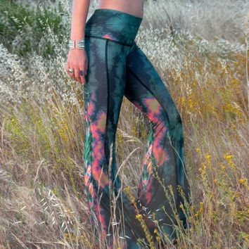 eagle feather green bell bottoms