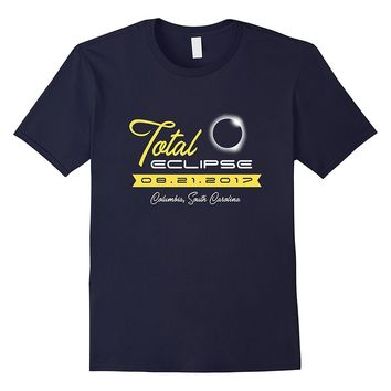 Total Solar Eclipse 2017 Shirt- Columbia South Carolina Gift