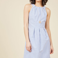 Summer Home Hostess A-Line Dress