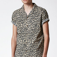 On The Byas Tyga Short Sleeve Button Up Shirt at PacSun.com